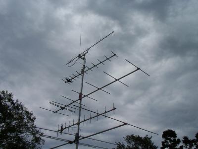 2009 Spring VHF/UHF Field Day