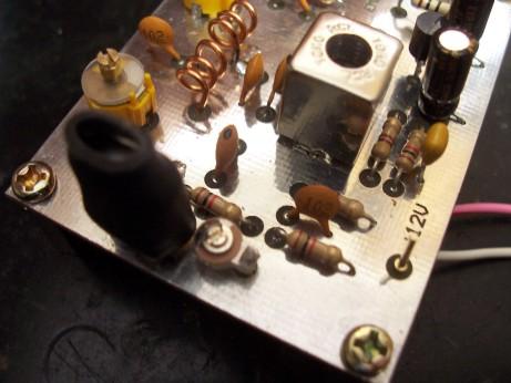 23cm / 1296 MHz Transverter