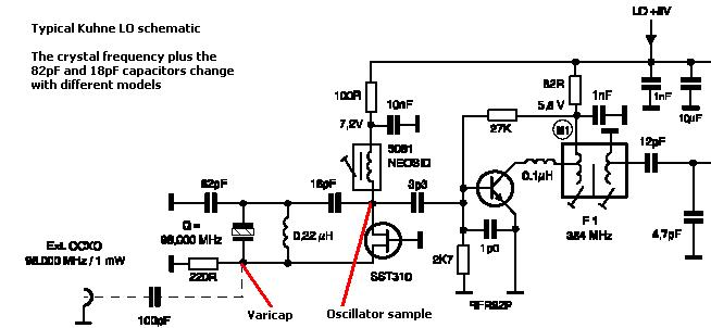 stabilising crystal oscillators    the  u0026quot x