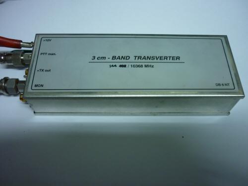 X-Lock-ing the Kuhne 10GHz G2 transverter