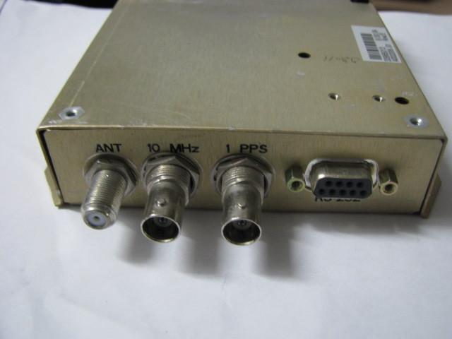 GPSDO : GPS Disciplined Oscillator
